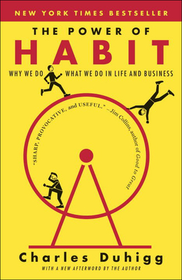 The Power of Habit: Why We Do What We Do in Life & Business Cover Image