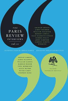 The Paris Review Interviews, Volume II Cover