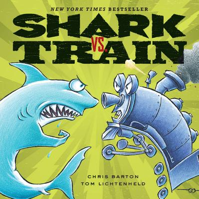Shark vs. Train Cover Image