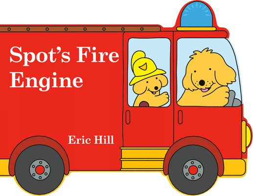 Spot's Fire Engine Cover Image