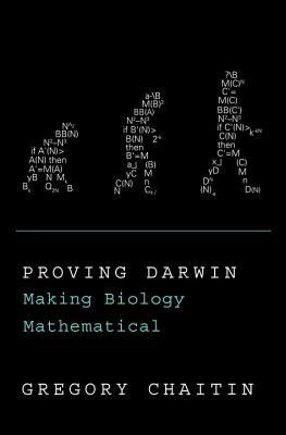 Proving Darwin Cover