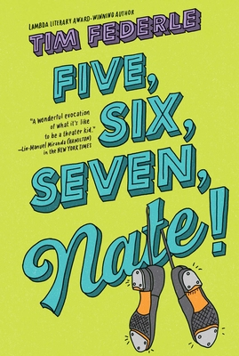 Cover for Five, Six, Seven, Nate!