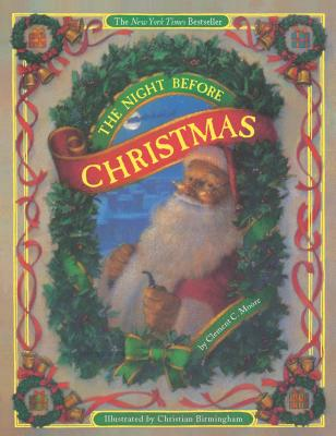 Cover for The Night Before Christmas