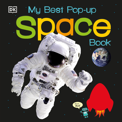 My Best Pop-up Space Book (Noisy Pop-Up Books) Cover Image