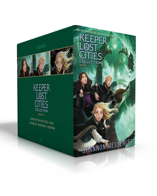Keeper of the Lost Cities Collection Books 1-5: Keeper of the Lost Cities; Exile; Everblaze; Neverseen; Lodestar Cover Image