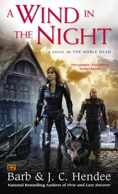 A Wind in the Night (Noble Dead #12) Cover Image
