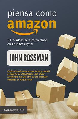 Piensa Como Amazon Cover Image