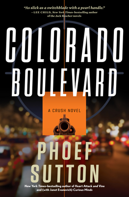 Colorado Boulevard: A Crush Mystery (Crush Mysteries #3) Cover Image