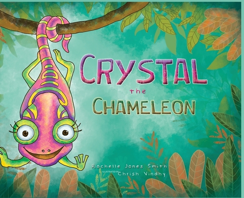 Crystal the Chameleon Cover Image