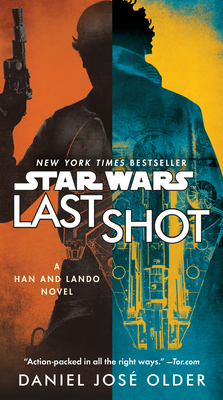 Cover for Last Shot (Star Wars)