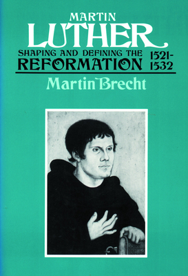 Cover for Martin Luther 1521-1532