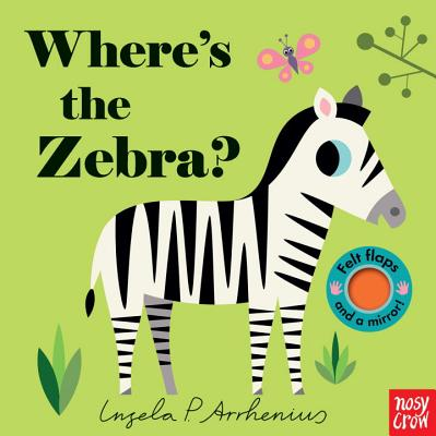Where's the Zebra? Cover Image