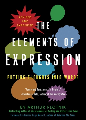 Cover for Elements of Expression