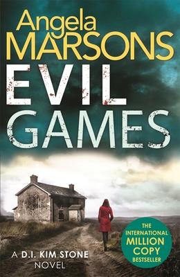 Cover for Evil Games (D.I. Kim Stone #2)