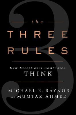 The Three Rules Cover