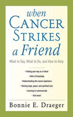 When Cancer Strikes a Friend Cover