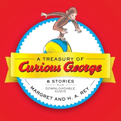 A Treasury of Curious George Cover Image
