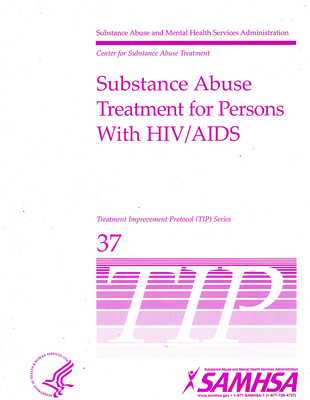 Substance Abuse Treatment for Persons With Child Abuse and Neglect Issues Cover Image