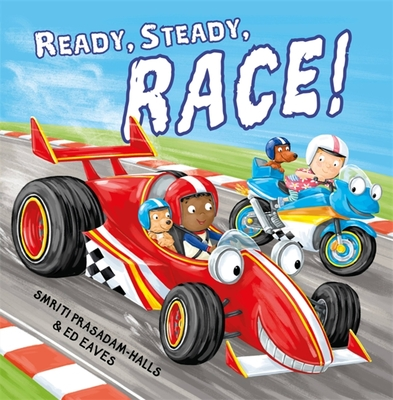 Ready Steady Race Cover Image
