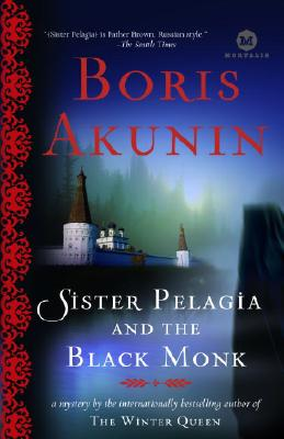 Sister Pelagia and the Black Monk Cover