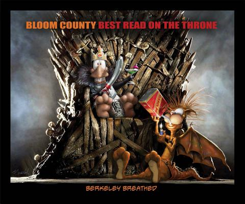 Bloom County: Best Read On The Throne Cover Image