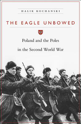 The Eagle Unbowed Cover