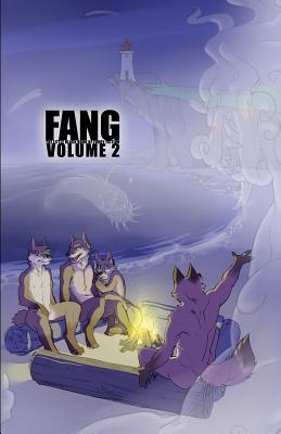 FANG Volume 2 Cover Image