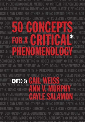 50 Concepts for a Critical Phenomenology cover
