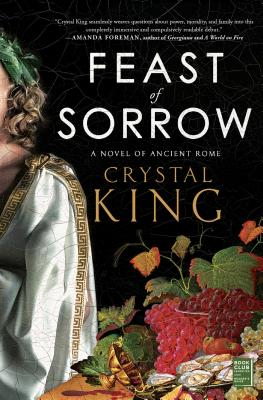 Feast of Sorrow: A Novel of Ancient Rome Cover Image