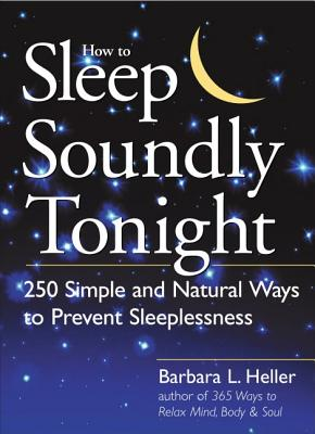 How to Sleep Soundly Tonight Cover