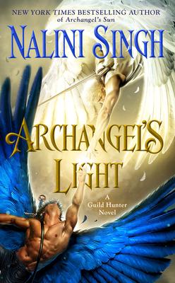Archangel's Light (A Guild Hunter Novel #14) Cover Image