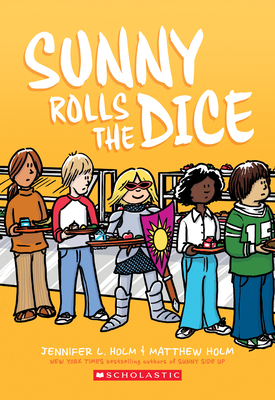 Sunny Rolls the Dice Cover Image