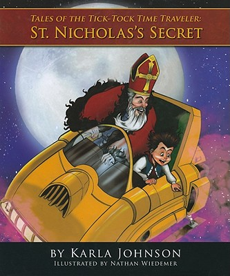 St. Nicholas's Secret Cover