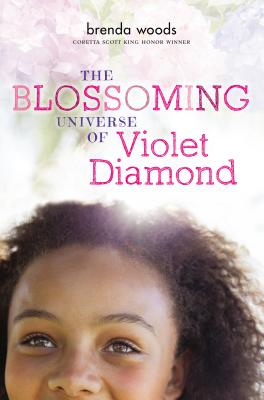 The Blossoming Universe of Violet Diamond Cover