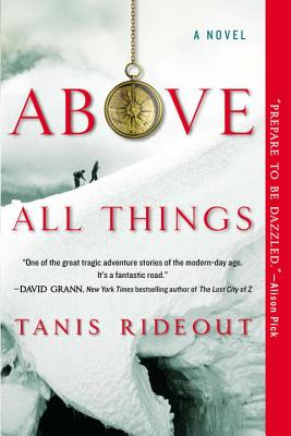 Above All Things Cover