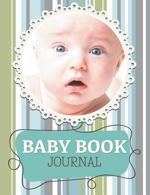 Baby Book Journal Cover Image