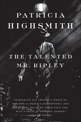 The Talented Mr. Ripley Cover