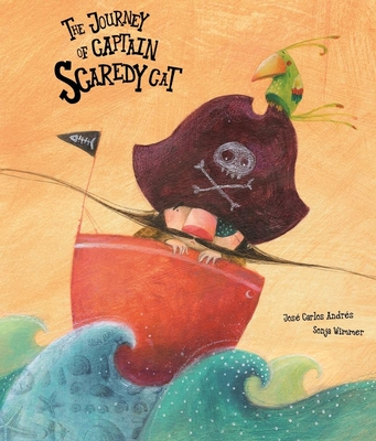 The Journey of Captain Scaredy Cat (Somos8) Cover Image
