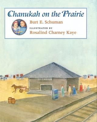 Chanukah on the Prairie Cover Image
