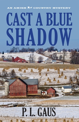 Cover for Cast a Blue Shadow