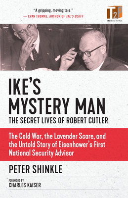 Cover for Ike's Mystery Man