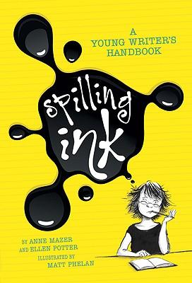 Spilling Ink Cover