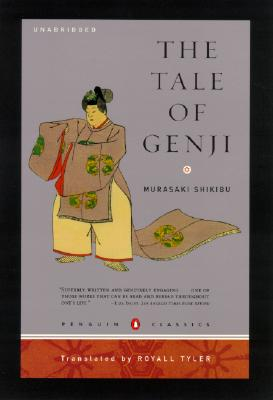 The Tale of Genji: (Penguin Classics Deluxe Edition) Cover Image