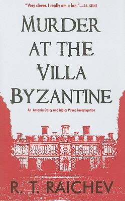 Murder at the Villa Byzantine Cover