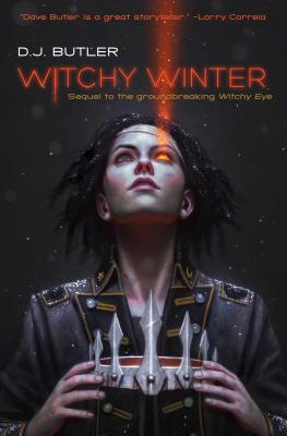 Witchy Winter (Witchy War) Cover Image