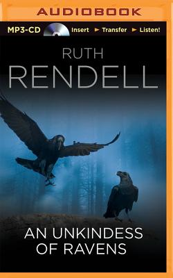 Cover for An Unkindness of Ravens (Chief Inspector Wexford #13)