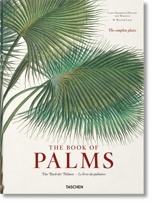 Martius. the Book of Palms Cover Image