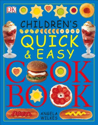 Children's Quick and Easy Cookbook Cover Image