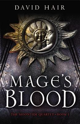 Mage's Blood Cover