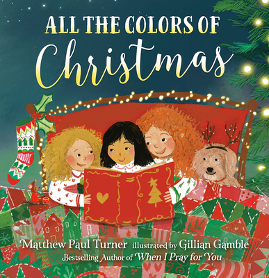 All the Colors of Christmas Cover Image